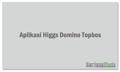 Aplikasi Higgs Domino Topbos